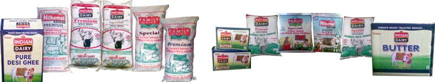 Importers & Exporters of Dairy Products